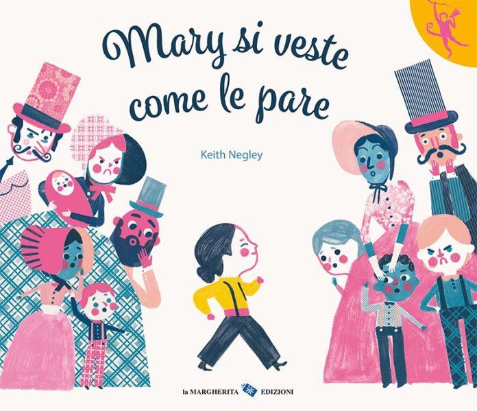 Mary si veste come le pare copertina