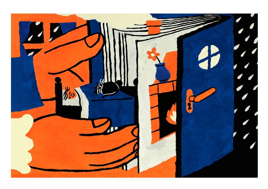 Illustrazione Giada Franceschelli